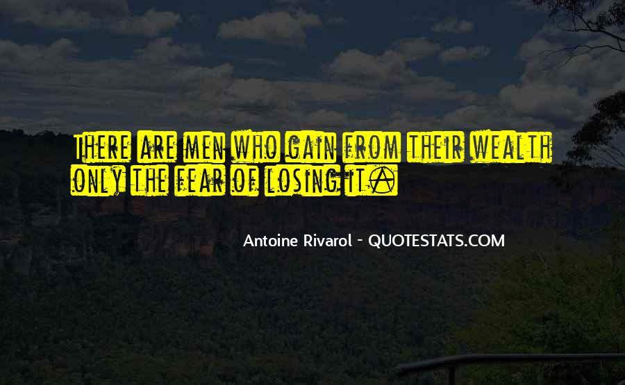 Quotes About Gains #129804