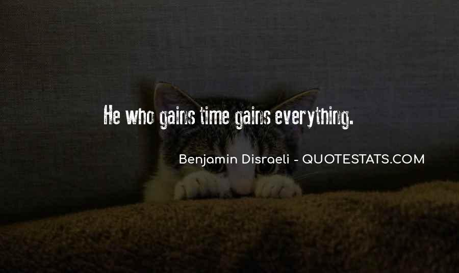 Quotes About Gains #140363