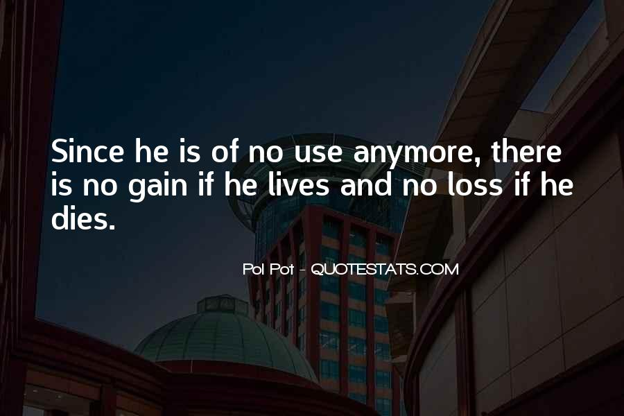 Quotes About Gains #32067