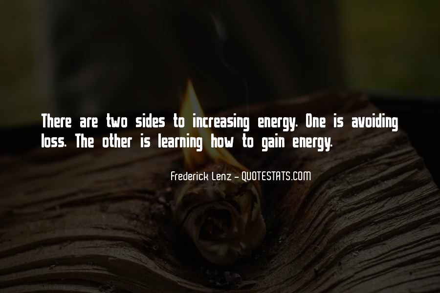 Quotes About Gains #44105