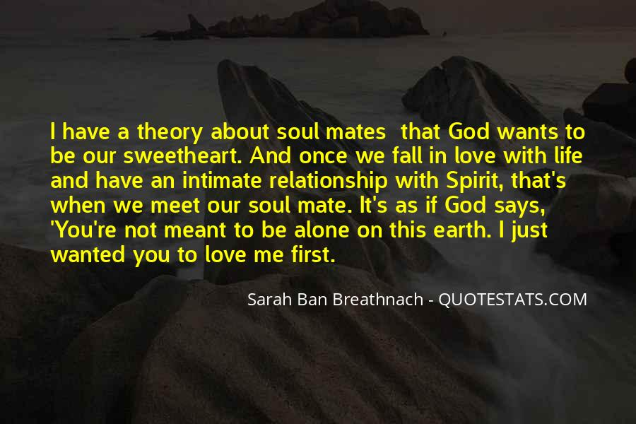 Quotes About Falling In Love With God #1545310