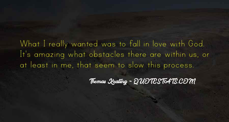 Quotes About Falling In Love With God #1792254