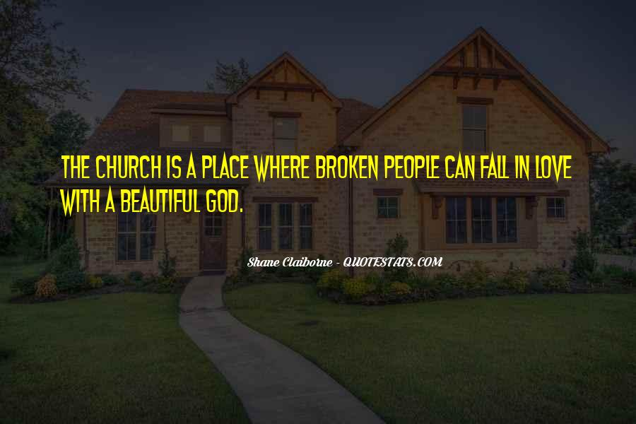 Quotes About Falling In Love With God #261412