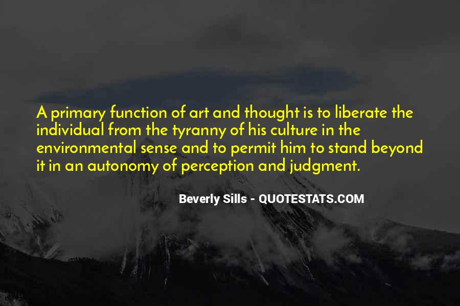 Quotes About Perception Of Art #1393594