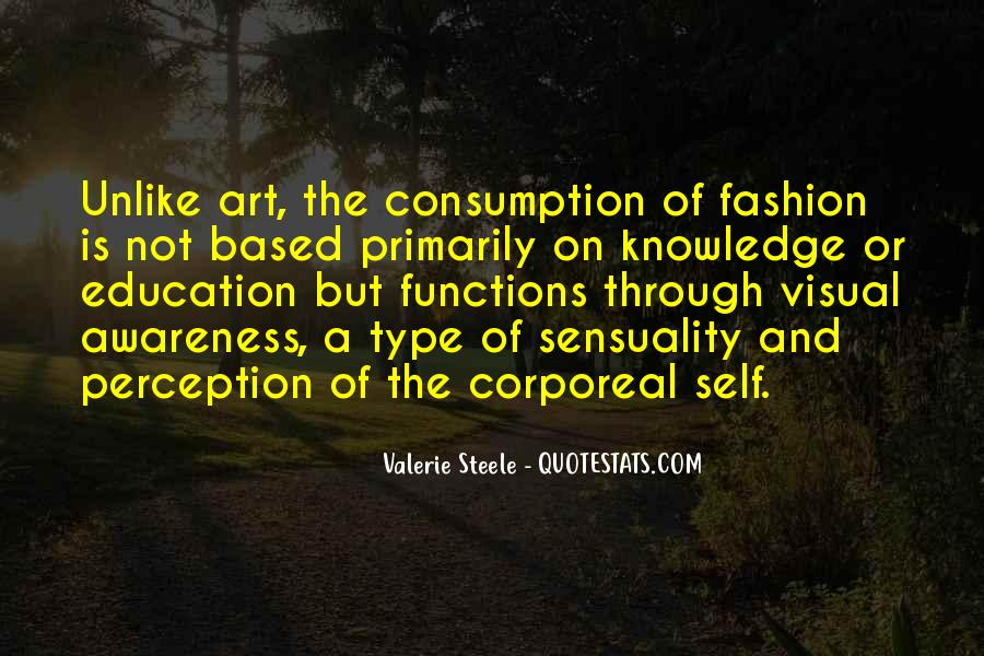Quotes About Perception Of Art #1776686