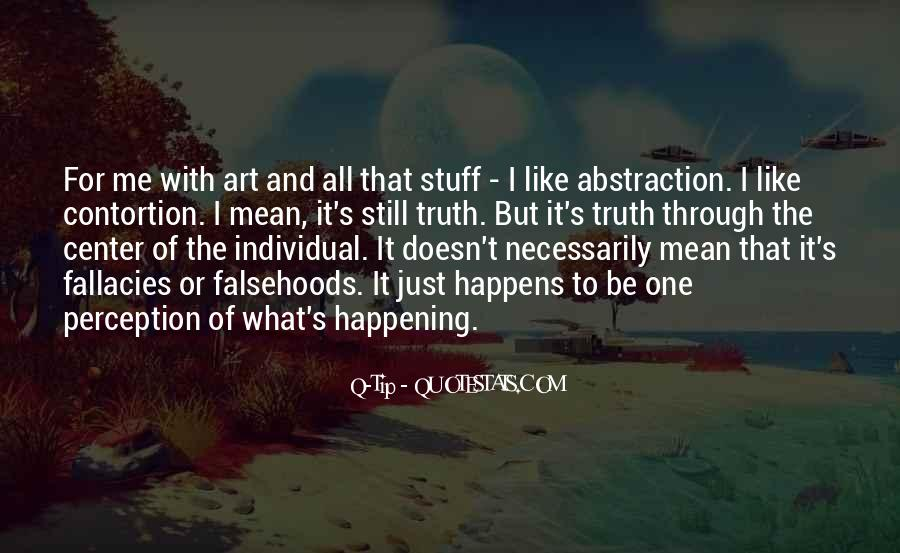 Quotes About Perception Of Art #243193