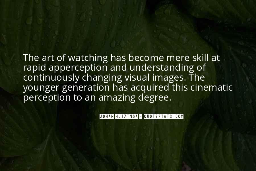 Quotes About Perception Of Art #311591