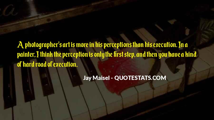Quotes About Perception Of Art #339580