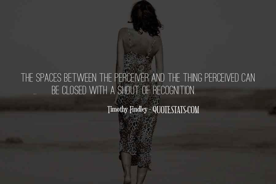 Quotes About Perception Of Art #408193