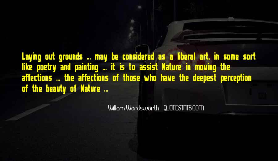 Quotes About Perception Of Art #635348