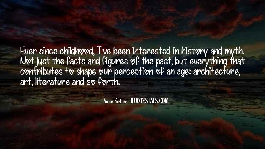 Quotes About Perception Of Art #729615