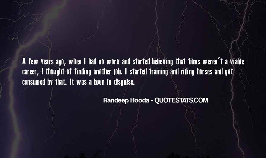 Quotes About Training Horses #991169