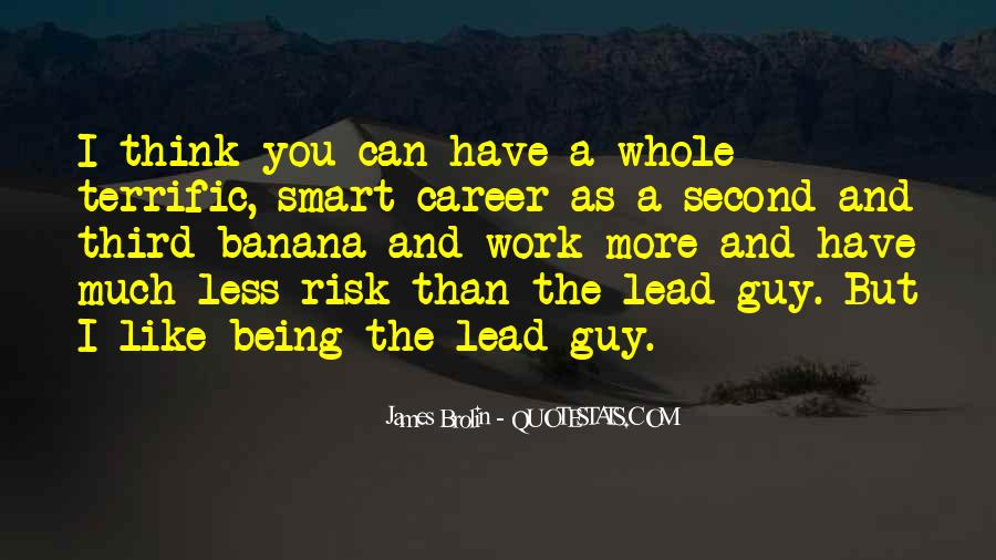 Quotes About Being Second Best To A Guy #402638