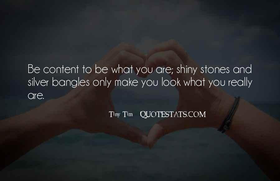 Quotes About Bangles #1043105