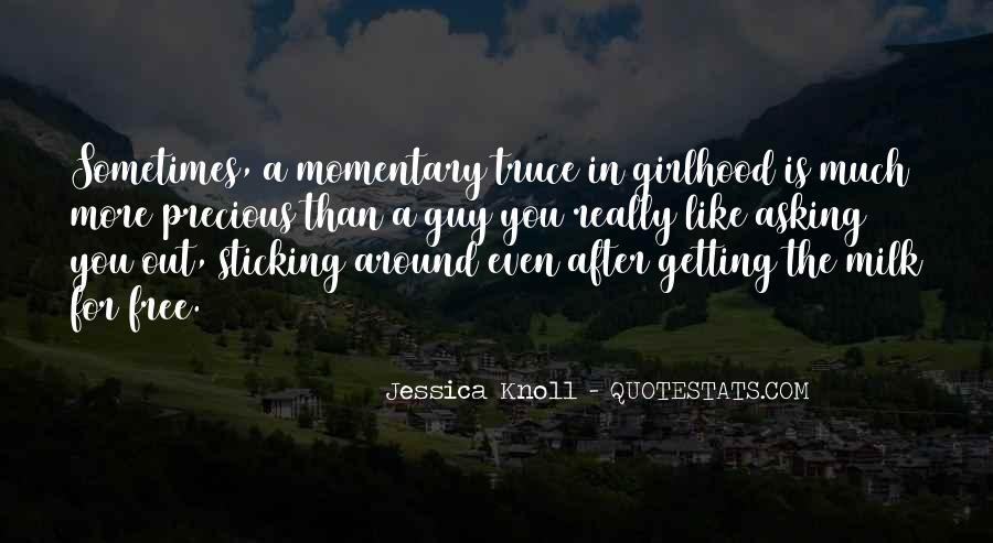 Quotes About Sticking To One Guy #1086145