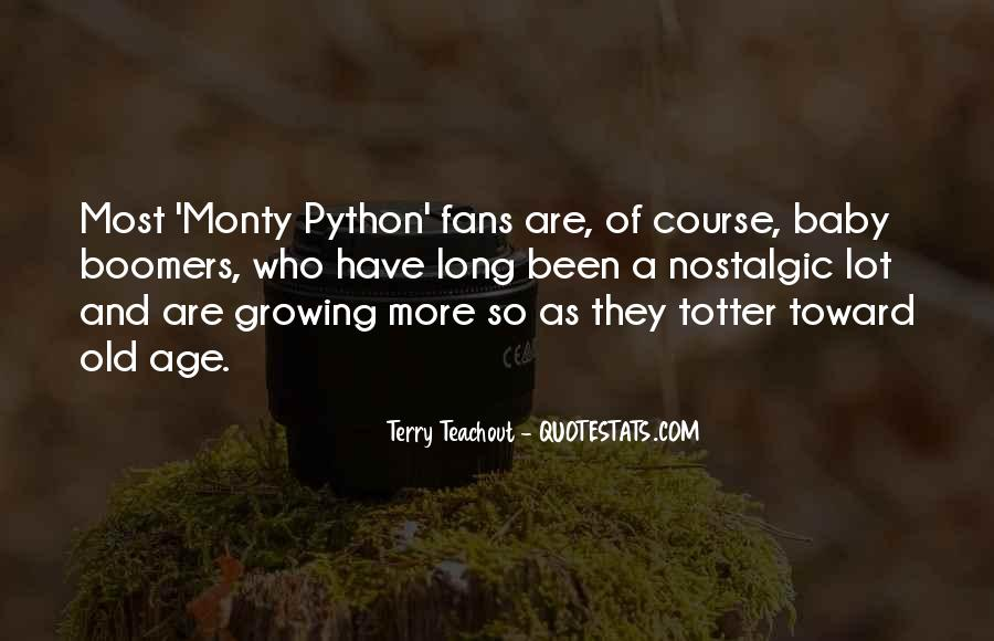 Quotes About Python #126135