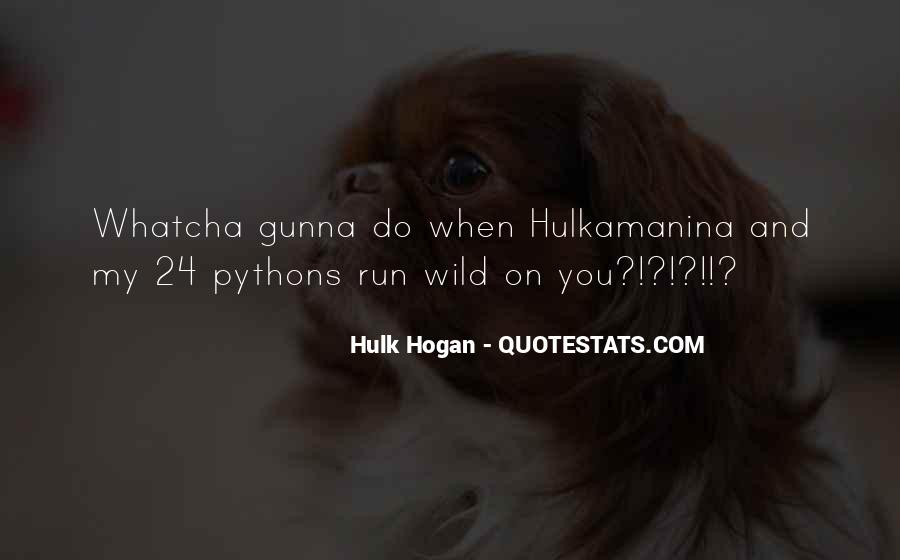 Quotes About Python #1316615