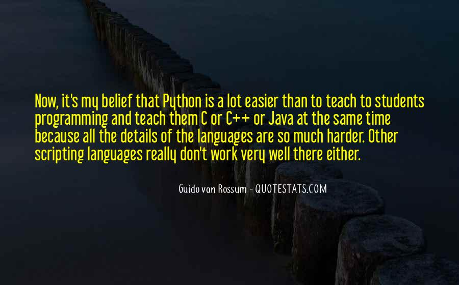 Quotes About Python #1374296