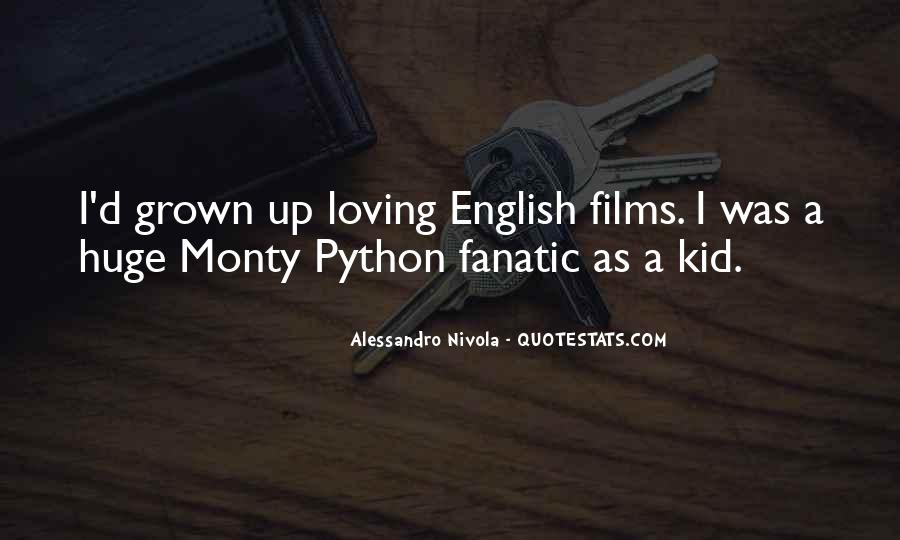 Quotes About Python #599845