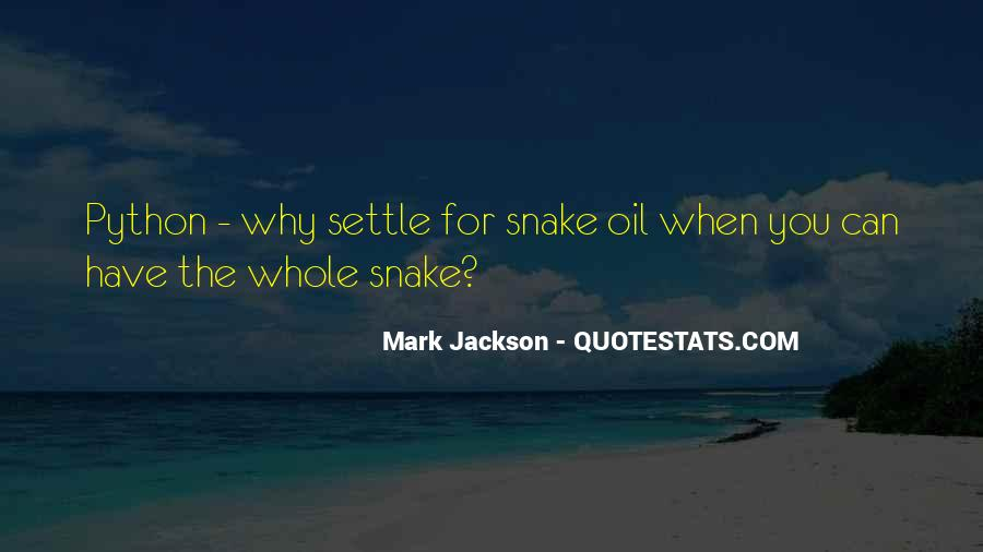 Quotes About Python #789538