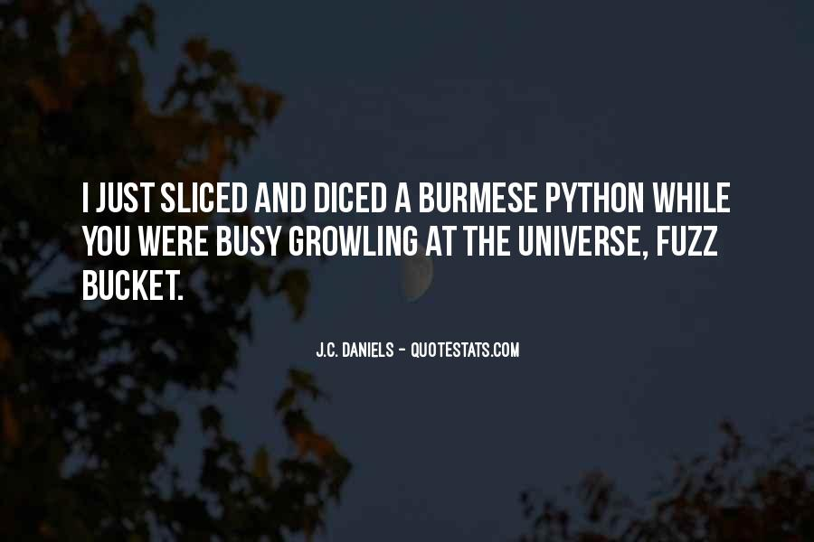 Quotes About Python #92875