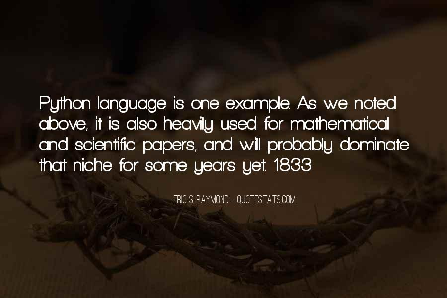 Quotes About Python #964845