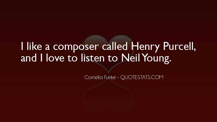 Quotes About Purcell #1248737