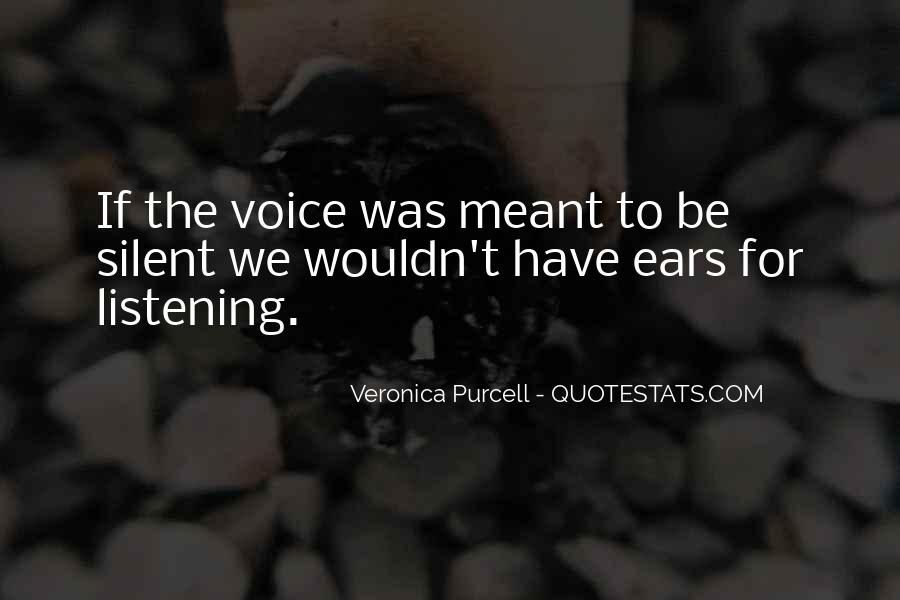 Quotes About Purcell #1534769