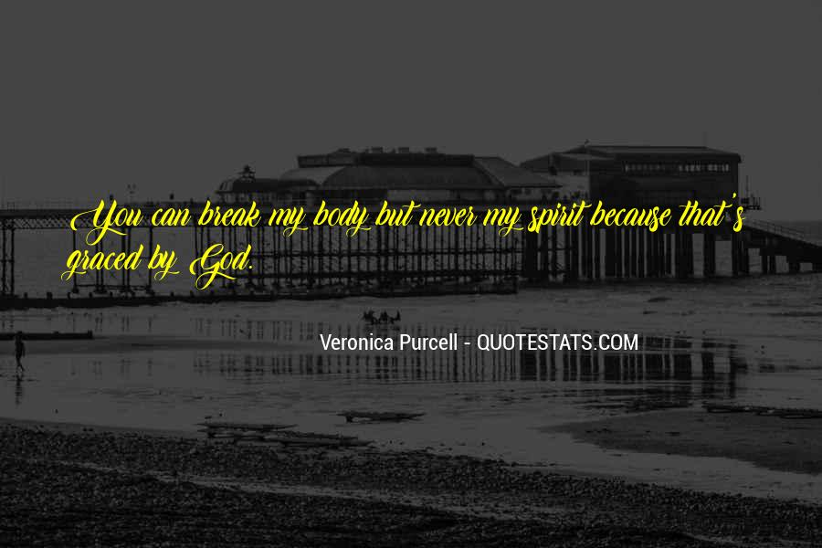 Quotes About Purcell #1715804