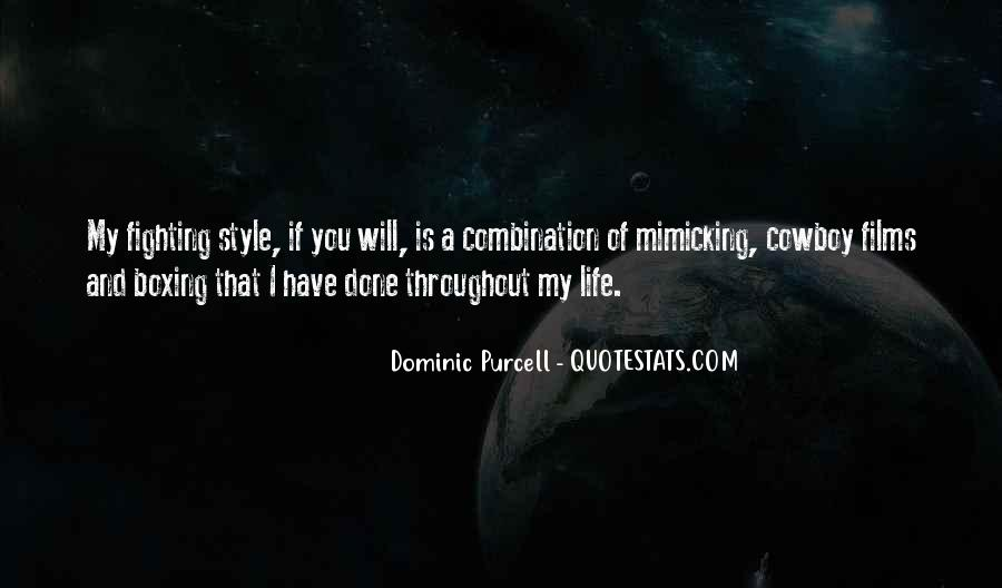 Quotes About Purcell #195361