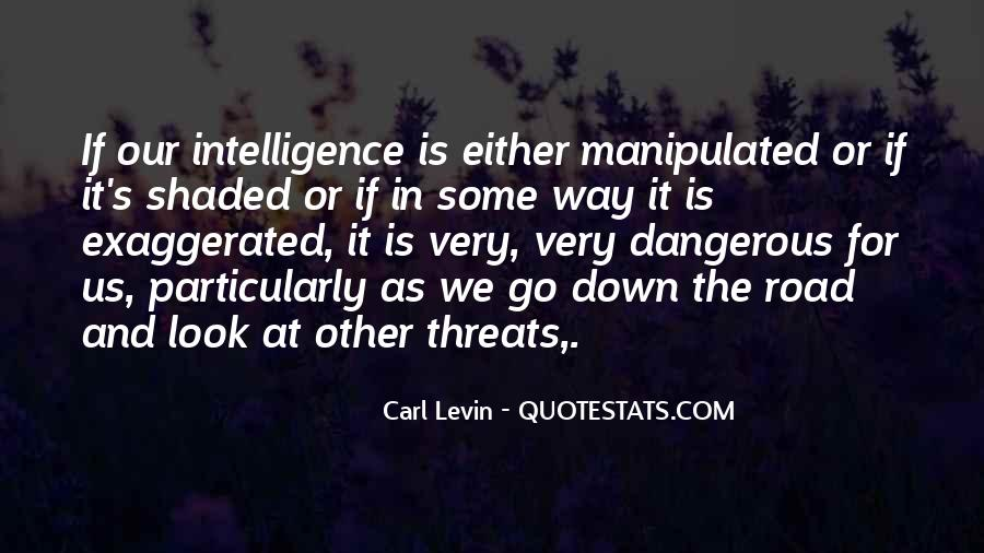 Quotes About Looks And Intelligence #1758340