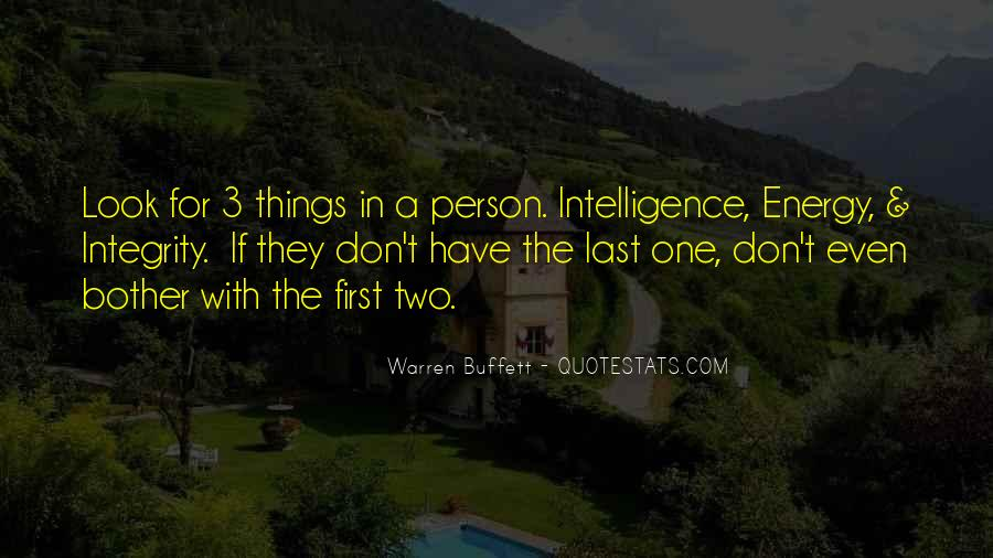 Quotes About Looks And Intelligence #361669