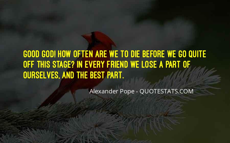 Quotes About A Good Best Friend #1300478