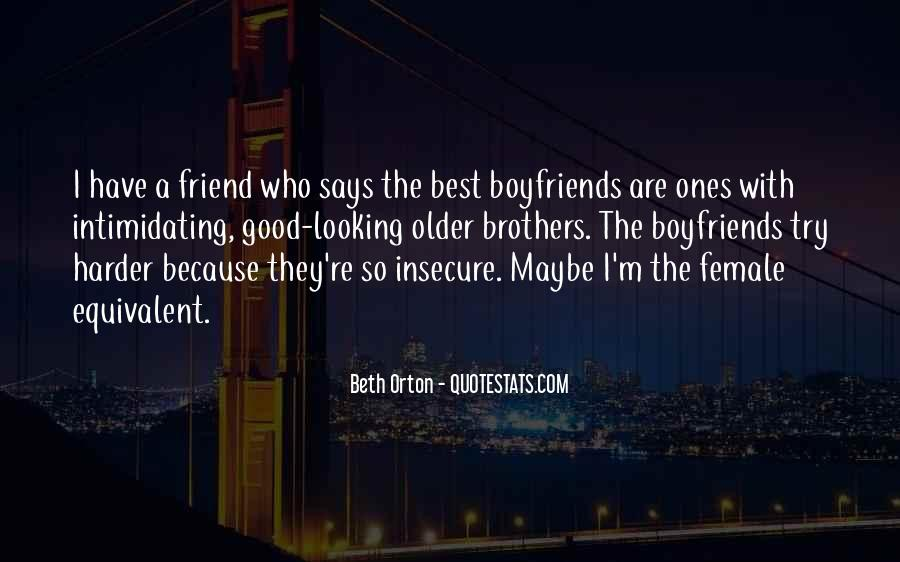 Quotes About A Good Best Friend #133475