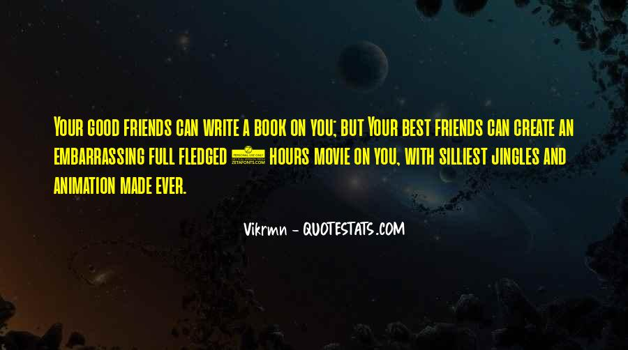 Quotes About A Good Best Friend #6356