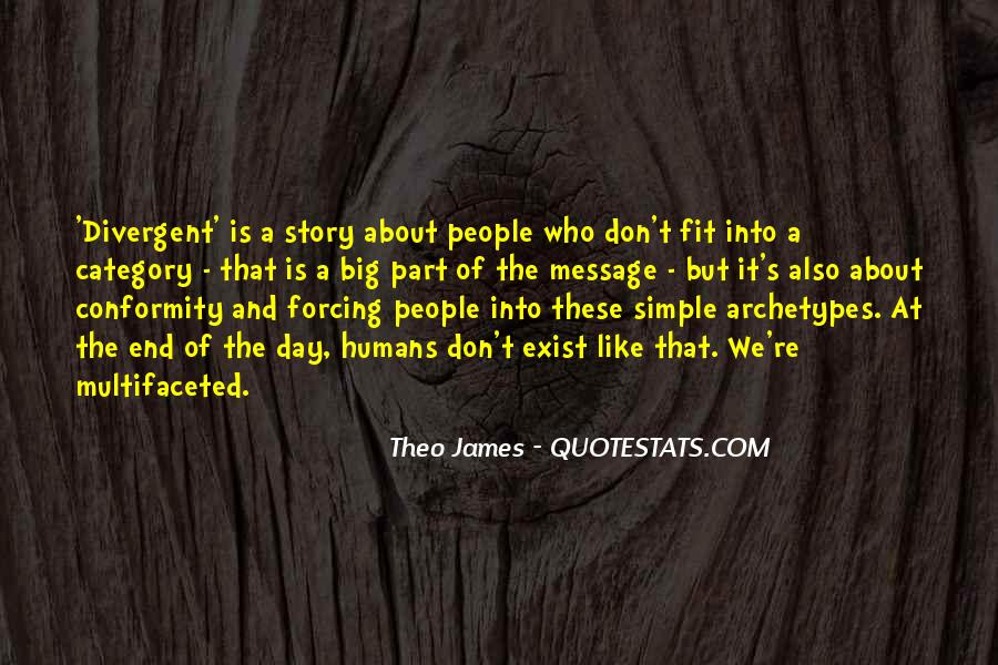 Quotes About Archetypes #1048715