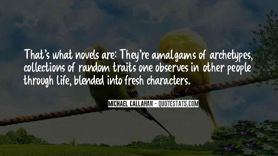 Quotes About Archetypes #1450394