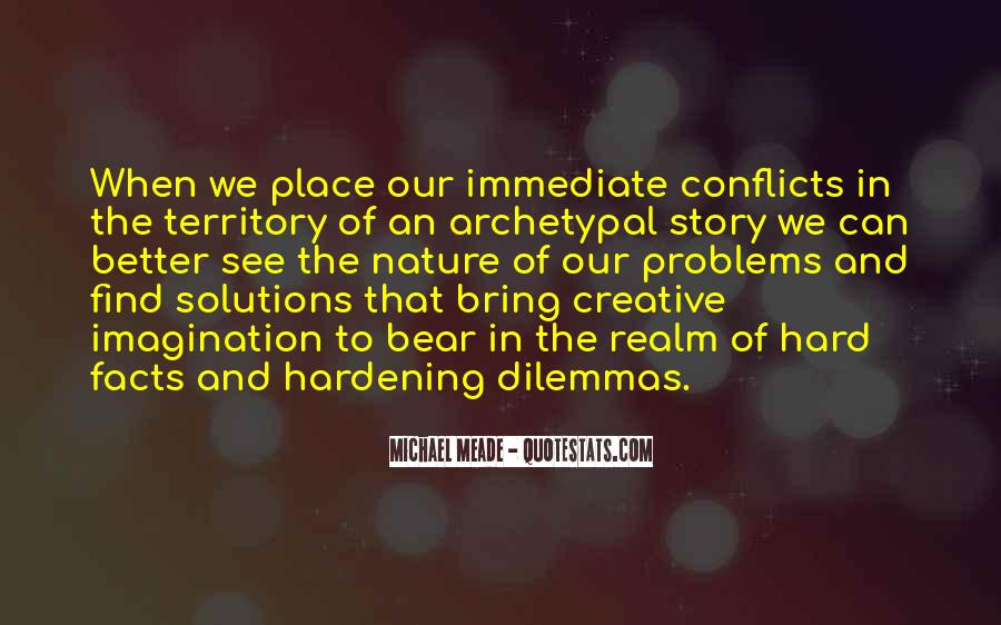 Quotes About Archetypes #1728237