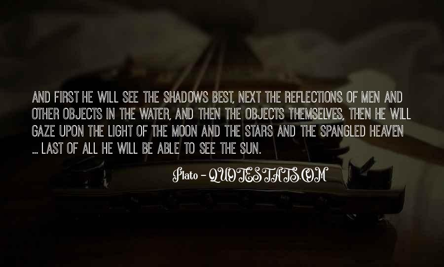 Quotes About The Moon Stars And Sun #1405137