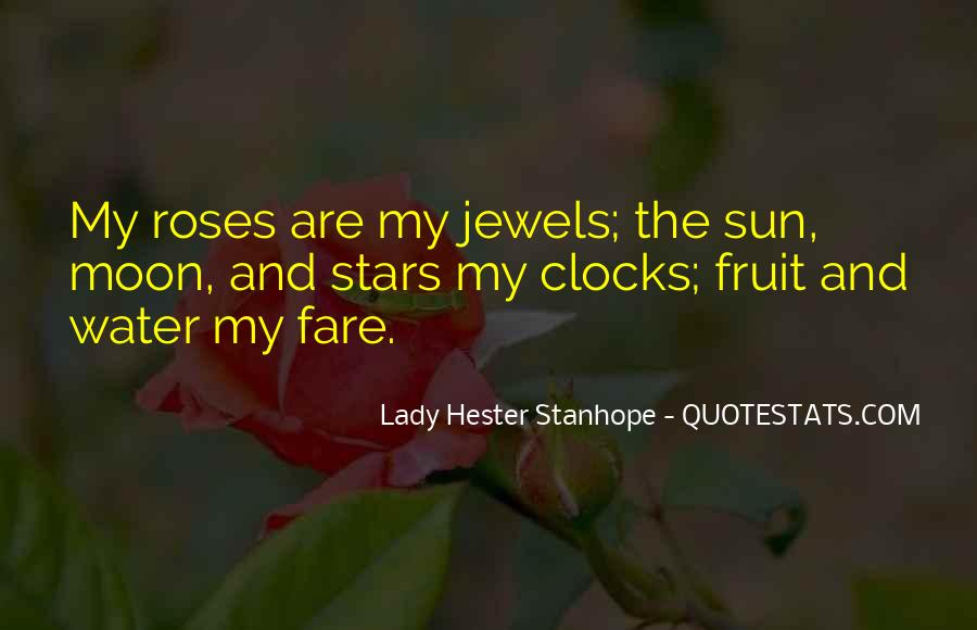 Quotes About The Moon Stars And Sun #1546612
