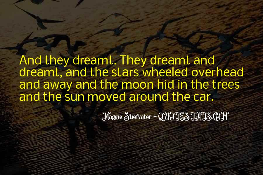 Quotes About The Moon Stars And Sun #174906
