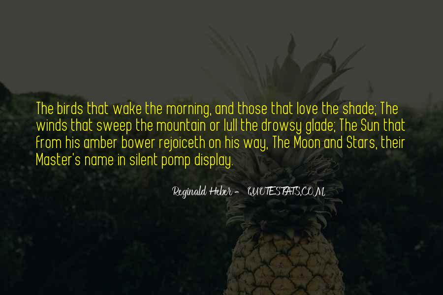 Quotes About The Moon Stars And Sun #176006