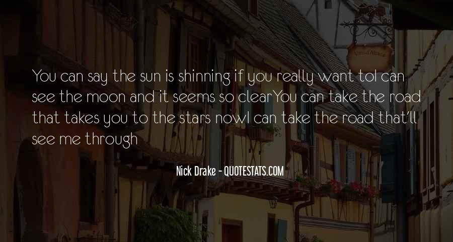 Quotes About The Moon Stars And Sun #316593