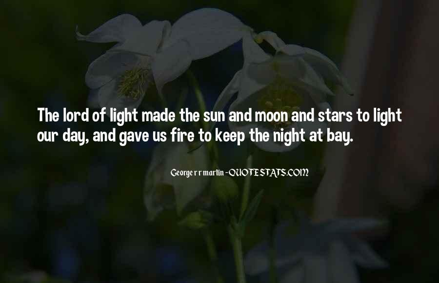 Quotes About The Moon Stars And Sun #349245