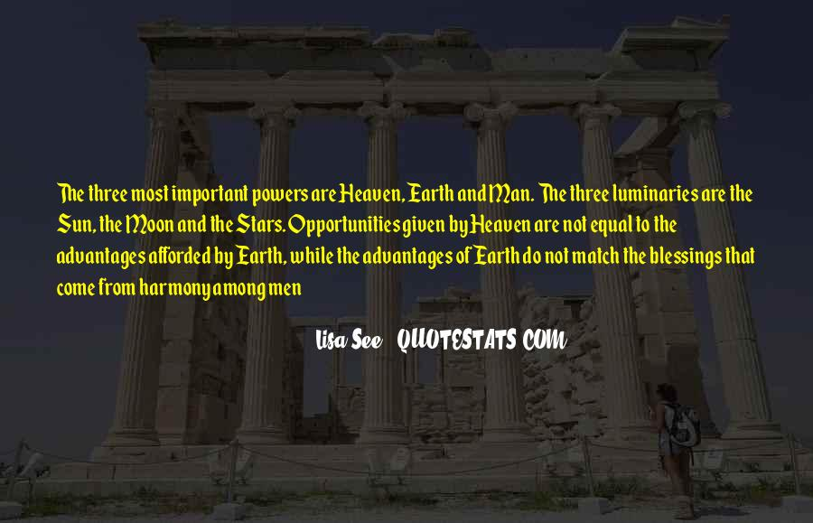 Quotes About The Moon Stars And Sun #454124