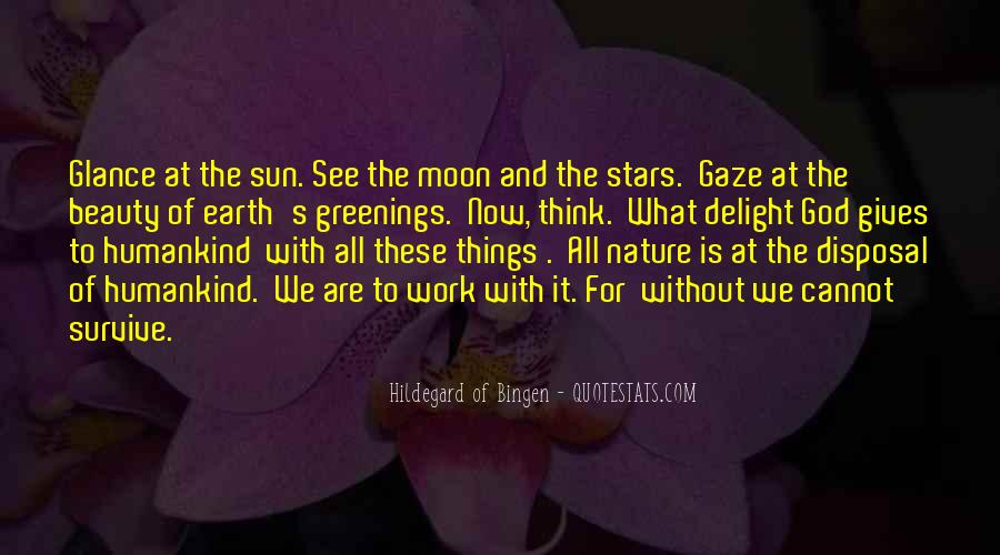 Quotes About The Moon Stars And Sun #486652