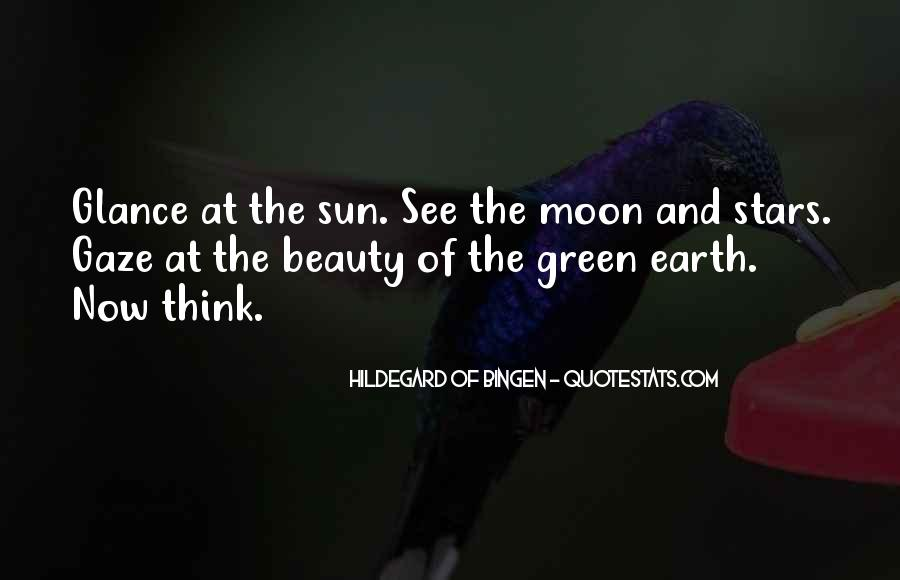 Quotes About The Moon Stars And Sun #624447