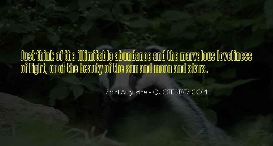 Quotes About The Moon Stars And Sun #789856