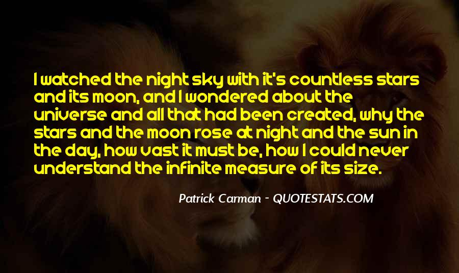Quotes About The Moon Stars And Sun #872934