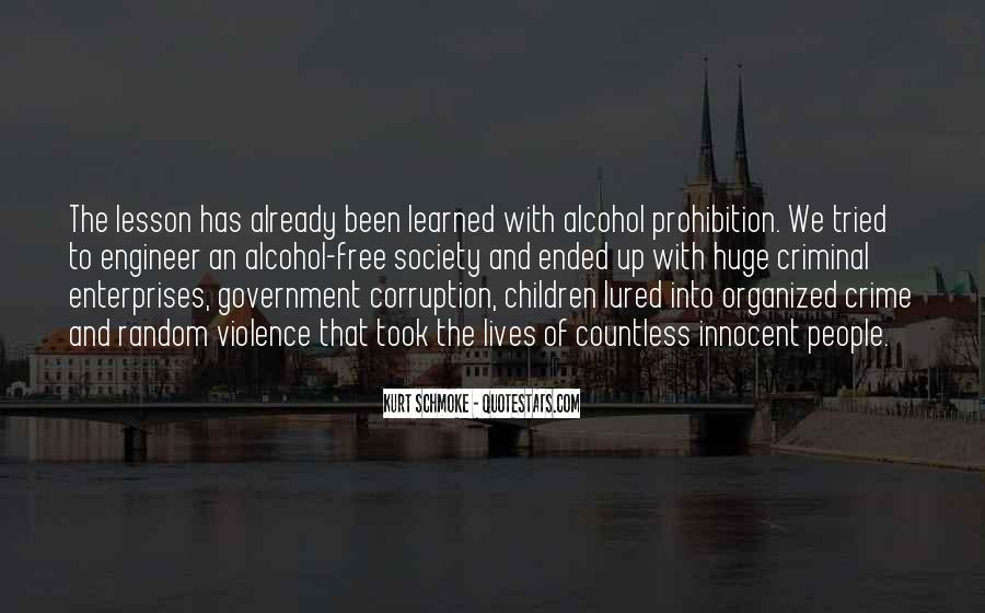 Quotes About Corruption In Government #1001004